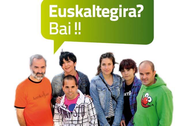 Euskaltegi municipal de Laudio: ¡Año nuevo, nuevos retos!