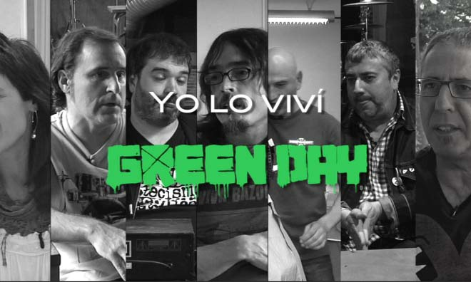 Green Day Laudion